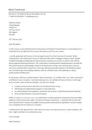 Example Of Cv And Cover Letter Cover Letter Examples Template