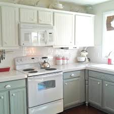 painted kitchen cabinets with white appliances. Sage Green Kitchen Cabinets With White Appliances Painted Pinterest