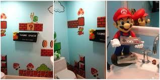 Mario Bedroom Super Mario Geek Virtue