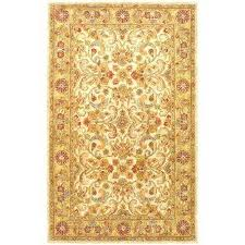 classic gray light gold 9 ft x 12 ft area rug
