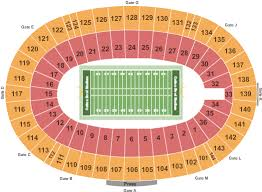 Ou Texas Seating Chart Cotton Bowl Stadium Seating Chart Dallas