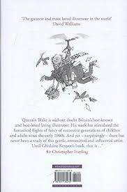 quentin blake in the theatre of the imagination an artist at work amazon co uk ghislaine kenyon 9781441130075 books