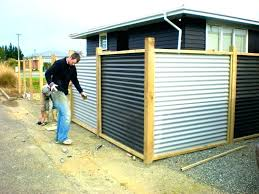 steel fence cost steel privacy fence panels corrugated metal fence cost knockout corrugated metal fence panels