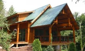 Small Timber Frames   House and Cabin Plans   Timber Framing KitsSmall Timber Frame