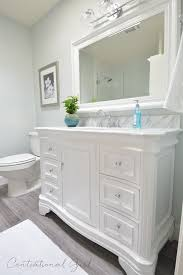 simple white bathrooms. Simple White Bathroom Vanity Ideas About On Pinterest Interior With Cabinet Bathrooms