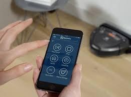 electrolux pure i9. electrolux pure i9 - aplikacja na smartfony