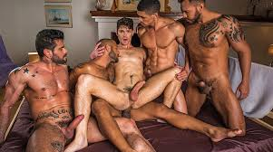 Orgies LUCAS SCENES Lucas Entertainment 8211 Official Website