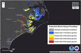 Hurricane Florence Storm Surge Explained Vox
