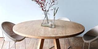 large round wood table dining table round wood cross leg round dining table whitewashed teak more large round wood table