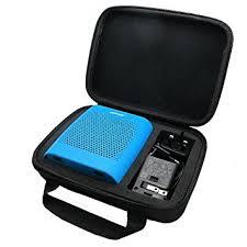 bose bluetooth speakers amazon. co2crea(tm) for bose soundlink color wireless bluetooth speaker semi-hard eva carrying speakers amazon c