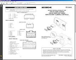 2003 ford taurus radio wiring diagram fonar me 2003 ford f150 radio wiring diagram at 2003 Ford Radio Wiring Diagram