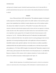 educational research synthesis essay eddc a nine lives of schola   between scientifically based 5 synthesis essay