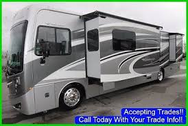 used motorhome class a zeppy io 2015 fleetwood excursion 35c used class a rv coach motorhome bunkhouse diesel