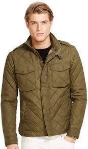 Polo Ralph Lauren Quilted M65 Shirt Jacket | Where to buy & how to ... & ... Polo Ralph Lauren Quilted M65 Shirt Jacket Adamdwight.com