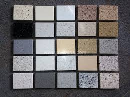 n l good quality artificial quartz stone 40mm thickness kitchen cabinet countertop