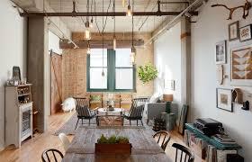 Industrial Design Living Room Rustic Industrial Living Room Vibes Homepolish