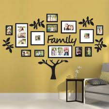 diy 3d photo frame family tree pictures