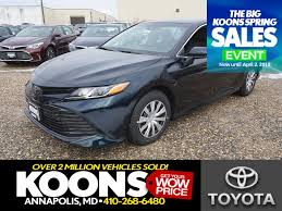 New Toyota Camry in Annapolis, MD | Inventory, Photos, Videos ...