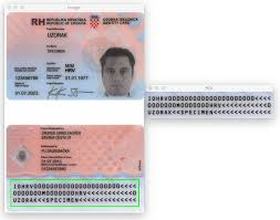- Detecting In Images Pyimagesearch Machine-readable Zones Passport
