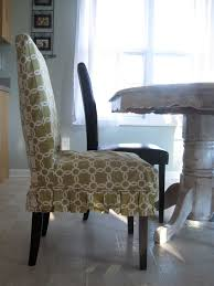 to make dining room 9 slipcovers free parsons chair slipcover pattern geometric design green colour for slipcovers idea glamorous