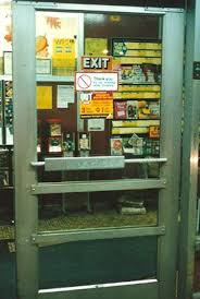 Acme Vending Machine Amazing ACME Market Looks Like It's A Still From The Warriors Welcome