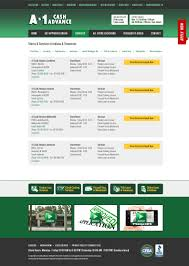 Web Design Murfreesboro Pay Day Loan Business Website Design Visionefx Web Design