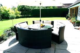 circular patio table circular outdoor table furniture round wicker patio sets top and benches cir round wooden patio table round wooden outside tables