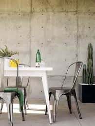 xavier pauchard french industrial dining room furniture. Shop The Authentic Tolix Marais A Chair, Casual Yet Stylish Dining Part Of Quintessential French Café Collection From Tolix. Chairs Are Xavier Pauchard Industrial Room Furniture