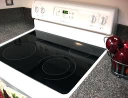 replace glass cooktop replacement glass new stove top home design ideas clean enamel on a home replace glass cooktop