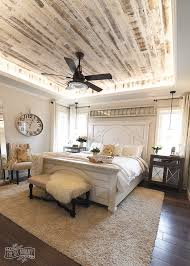 Image Neutral Modern French Country Farmhouse Master Bedroom Design The Diy Mommy Our Modern French Country Master Bedroom One Room Challenge Reveal