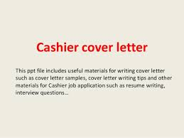 cashier cover letter this ppt file includes useful materials for writing cover letter such as cover retail cashier cover letter