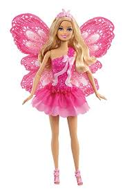 barbie doll. Buy Barbie Beautiful Fairy Doll Online At Low Prices In India - Amazon.in