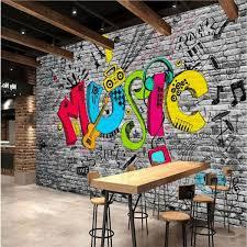 40 graffiti home decoration ideas for
