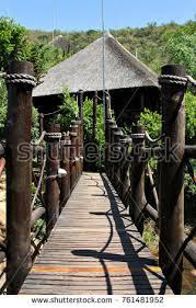 Wooden Bridge Game Game Lodge Stock Images RoyaltyFree Images Vectors Shutterstock 91