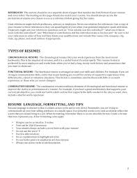 Reference Pages For Resumes Resume References Page For Resume Template Free What Is