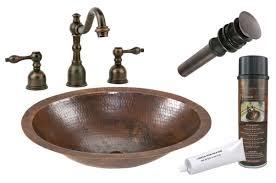 best sensational bathroom sink caulk 15007 to view larger image faucet com bsp2 lo17fdb in oil rubbed bronze by premier copper