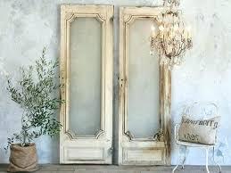 old door picture frame recycling wooden doors frames vine indoor wall decoration metal chair pillow interior