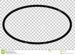 Oval frame design Ornamental Oval Frame From Black Rope For Your Element Design At Transparent Effect Background Depositphotos Oval Frame From Black Rope For Your Element Design At Transparent