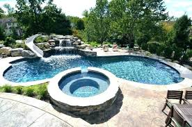 Backyard pool with slides Unique Pool Image Result For Backyard Pool With Slide Pinterest Image Result For Backyard Pool With Slide Backyard Pools