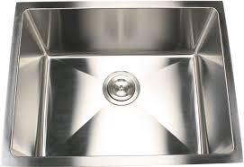 Nantucket Sinks Sspro2318 23 Inch Small Radius Undermount Kitchen