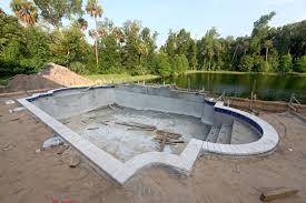 gunite pool cost. Cypress Pool Construction: Gunite Vs. Shotcrete   Custom Pools Cost G