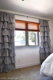 Best Window Treatment Ideas Images On Pinterest - Bedroom window treatments