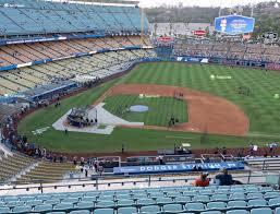 Dodger Stadium Reserve 16 Seat Views Seatgeek