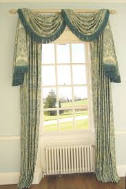 Country Swag Curtains For Living Room