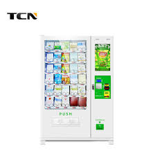 Digital Vending Machine Inspiration China Tcn Electronics SelfService Digital Vending Machine For Books