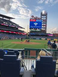 Phillies Seating Chart Diamond Club Citizens Bank Park Level 1 Diamond Club Home Of