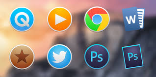 best app icons the best icon packs for os x