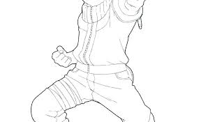 Naruto Coloring Pages Printable Anime Coloring Pages Coloring Pages