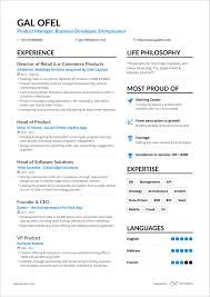 One Page Resume Template Free Download Paru Resume Template Free