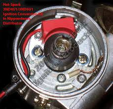 Hot-Spark Electronic Ignition Conversion Kits for 4-cylinder and 6 ...